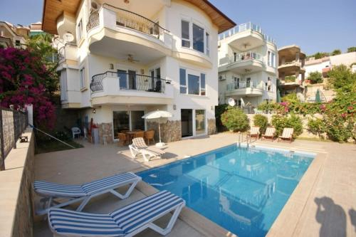 Alanya Helena Holiday Villa 2