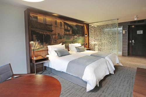 Hotel Cumbres Lastarria Photo