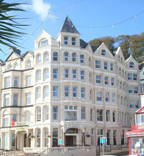 Photo of The Hydro Hotel Hotel Bed and Breakfast Accommodation in Douglas Isle of Man