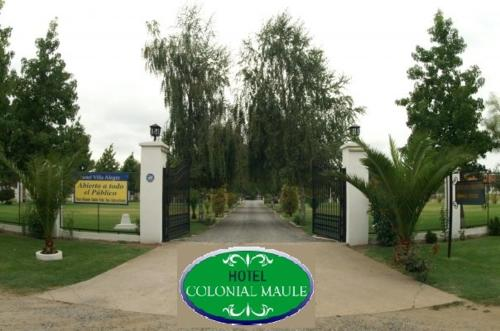 Hotel Colonial Maule Villa Alegre Photo