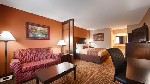 Best Western Little Rock South - Little Rock, AR 72209
