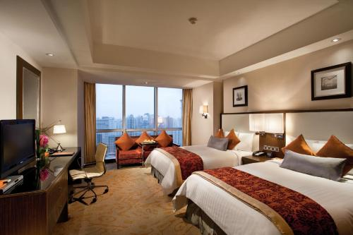 Courtyard By Marriott Shanghai Xujiahui photo 15