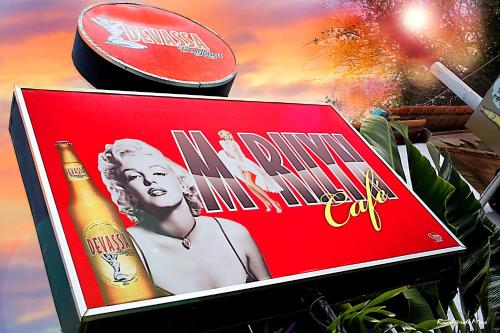 Pousada Marilyn Café Photo