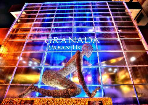 Riande Granada Urban Hotel Photo