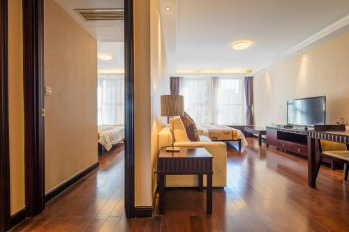 Beijing Shimao Tianjie Hotel Apartment photo 16