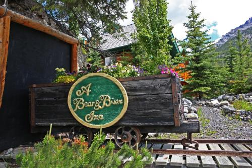 A Bear and Bison Country Inn Photo