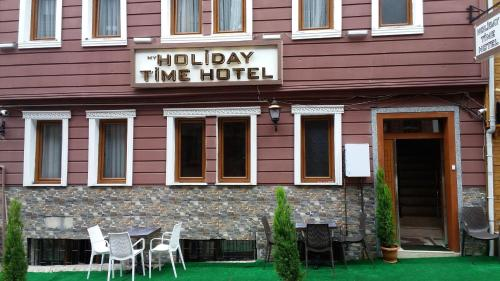 Istanbul My Holiday Time Hotel