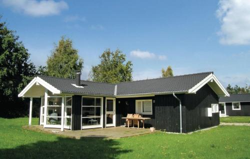 Гостиница «Holiday home Bjornespindervej Slagelse», Lille Kongsmark