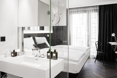 Hotel AMANO Grand Central - Berlin - booking - hébergement