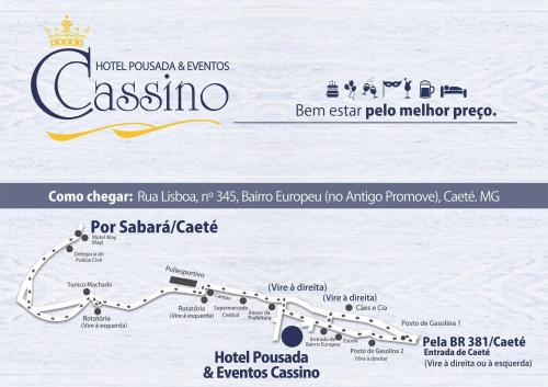 Hotel pousada & Eventos Cassino Photo