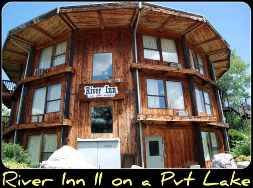 Budgetel River Inn Motel - Redding