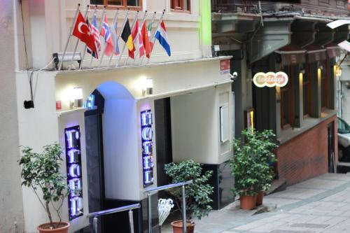 Istanbul Propp Hotel adres