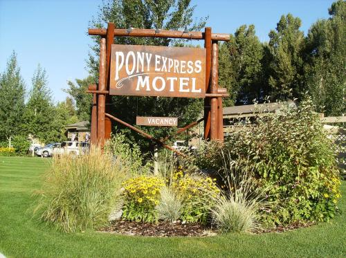 Pony Express Motel Photo