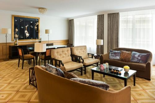 Paris Marriott Champs Elysees Hotel photo 31