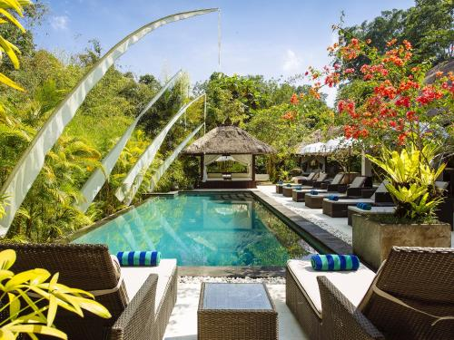 Villa Maya Retreat - an elite haven - tabanan -