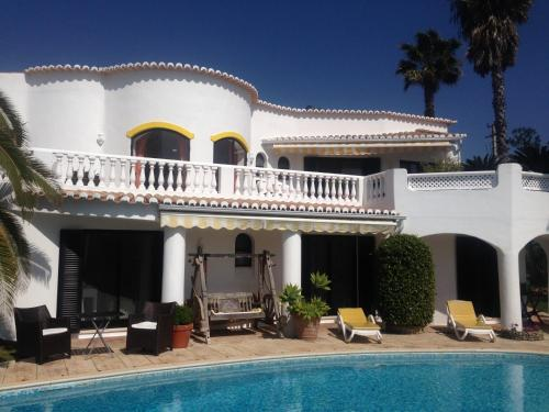 holidays algarve vacations Carvoeiro Villa Tobias