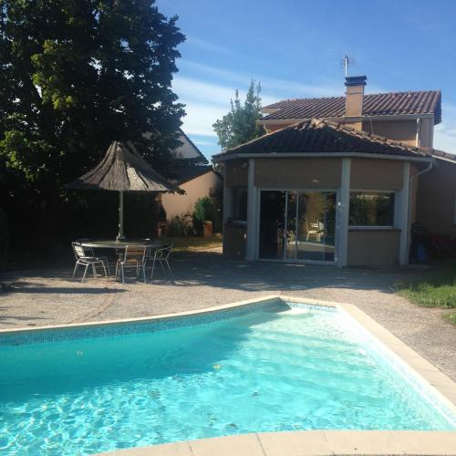 Villa Toulouse with Pool - toulouse -