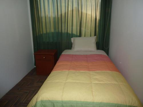 Hostal Luxor Sabandia Photo
