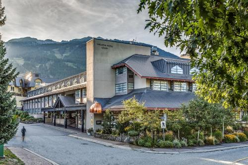 The Listel Hotel Whistler Photo