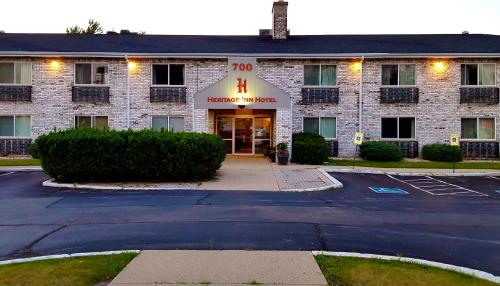 Heritage Inn Hotel Photo