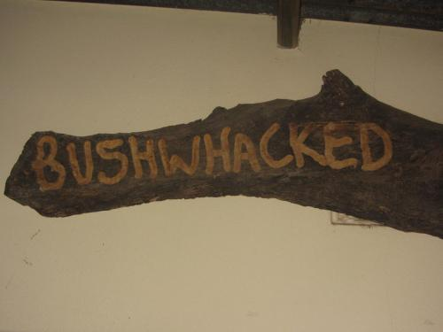 Bushwhacked Barberton Photo