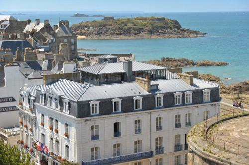 Hotel de France et Ch&acirc;teaubriand Saint-Malo