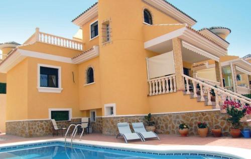 Гостиница «Holiday home Calle Portugal», Algorfa