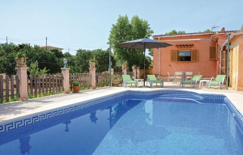 Гостиница «Holiday home Poligono 3 Pascela», Llubí
