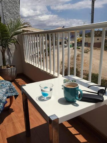 Apartment El Faro Beach Hut, Пуэрто-де-Масаррон