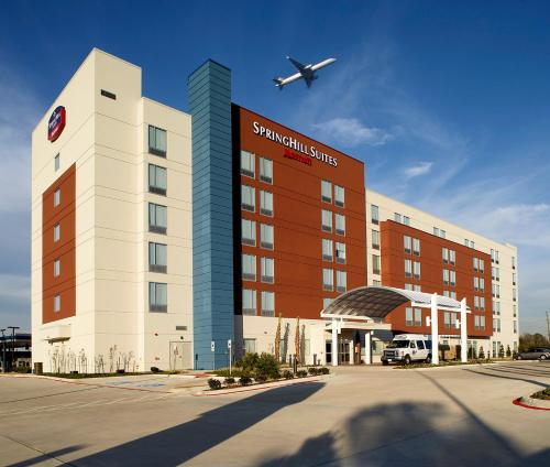 SpringHill Suites Houston Intercontinental Airport impression