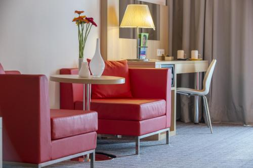 Park Inn by Radisson Frankfurt Airport photo 23