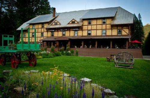 The Izaak Walton Inn Photo