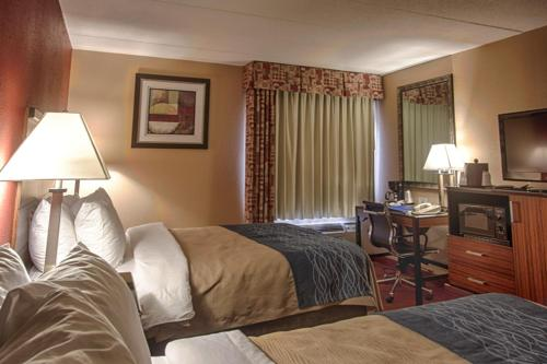 Comfort Inn Oxon Hill Photo