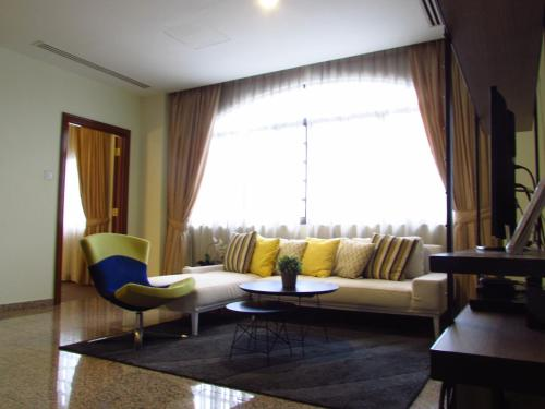 Alocassia Serviced Apartments photo 54