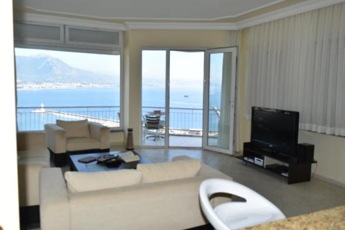 Alanya Castle Apartment how to get