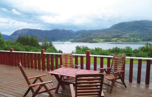 HOLIDAY HOME SKJELSVIKVEIEN P 895