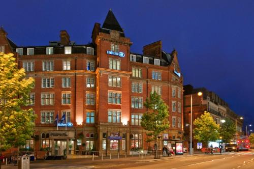 Hilton Nottingham Hotel