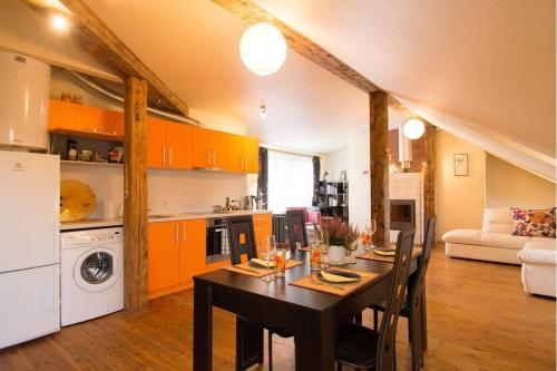 Rustic Penthouse in Old Town Riga - riga -