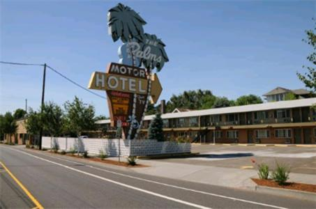 The Palms Motel Portland