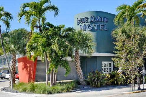 Blue Marlin Motel Photo