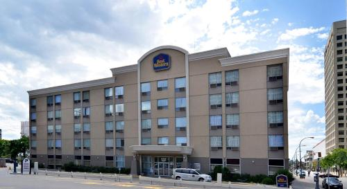 Best Western Plus Downtown Winnipeg Photo