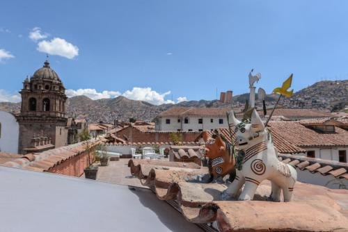 Hotel Plaza de Armas Cusco Photo