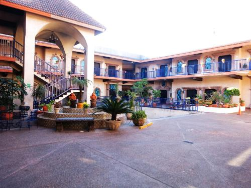 Hotel Hacienda Photo