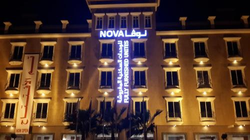 Hotel Nova Furnished Units