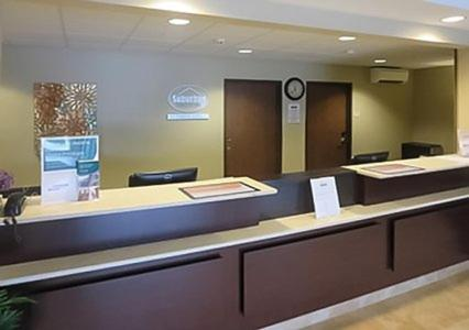 Suburban Extended Stay Hotel Washington Photo