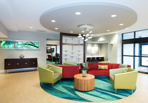 SpringHill Suites Baltimore BWI Airport Photo