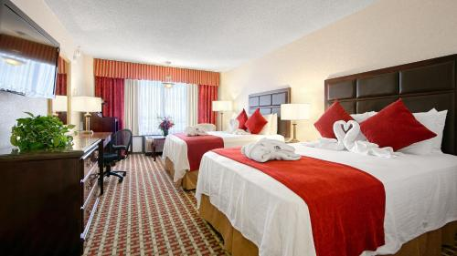 Best Western Plus Grosvenor Airport Hotel - South San Francisco, CA 94080