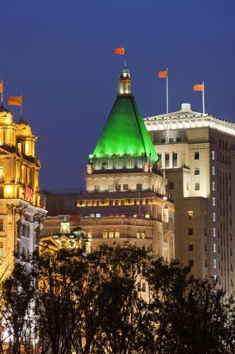 Fairmont Peace Hotel On the Bund photo 89