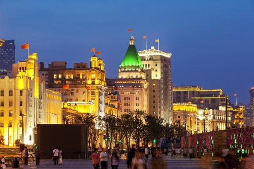 Fairmont Peace Hotel On the Bund photo 95