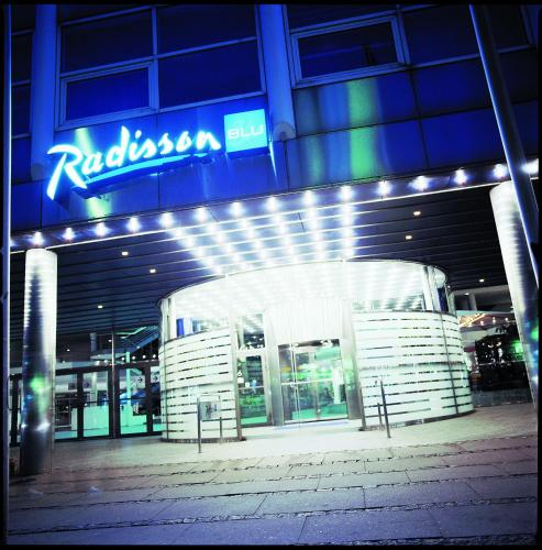 Гостиница «RADISSON BLU FALCONER CPH», Копенгаген